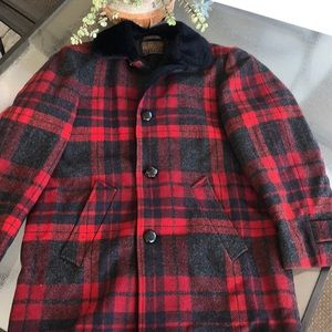 PENDLETON vintage pea coat